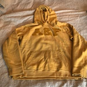 Abercrombie and Fitch size large hoodie